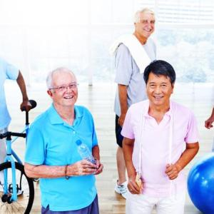 Consistent moderate-intensity exercise may protect against depressive symptoms