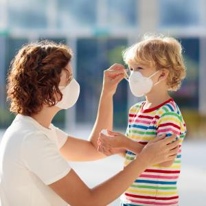 Face mask use does not impact oxygen saturation in asthma patients