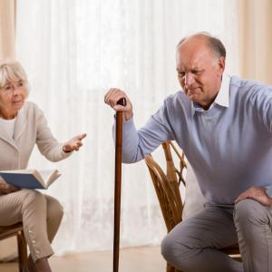 Osteoarthritis increases social isolation in older adults