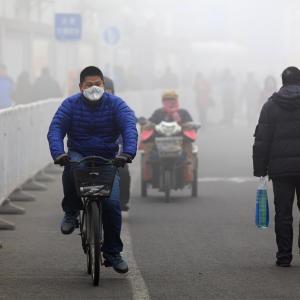 Heavy air pollution exposure raises death risk in stroke patients