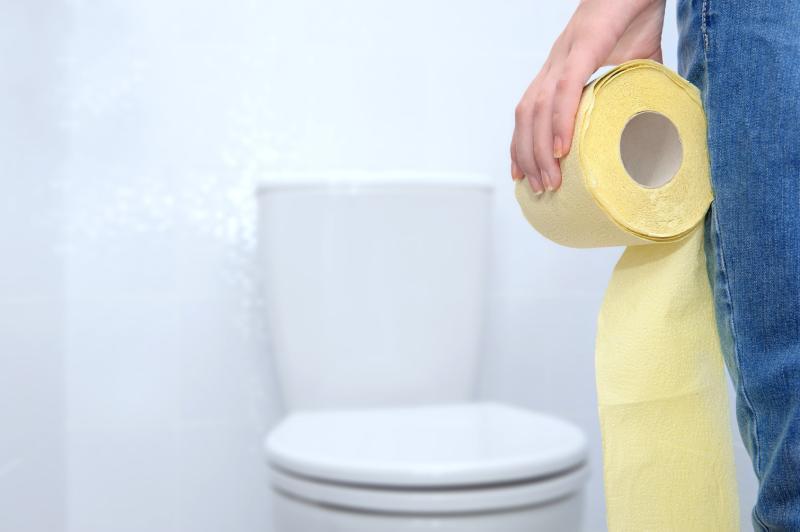 floating stools' may indicate mixed irritable bowel syndrome, Skeleton