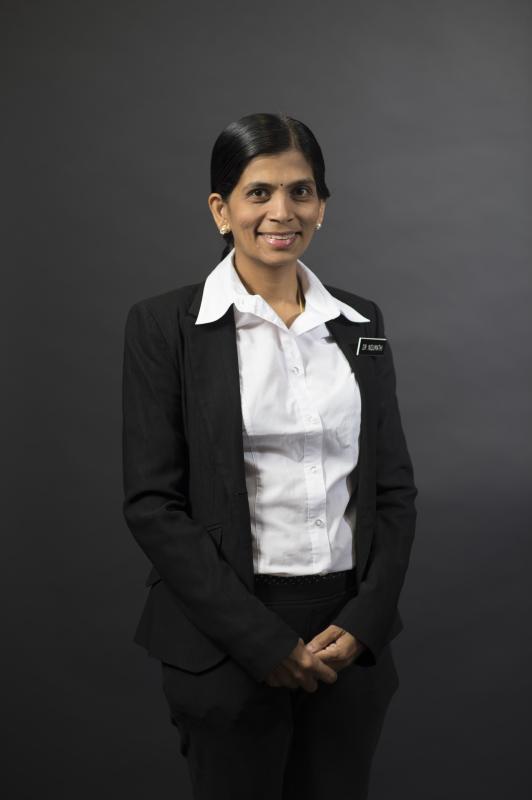 Dr Indumathi Venkatachalam
