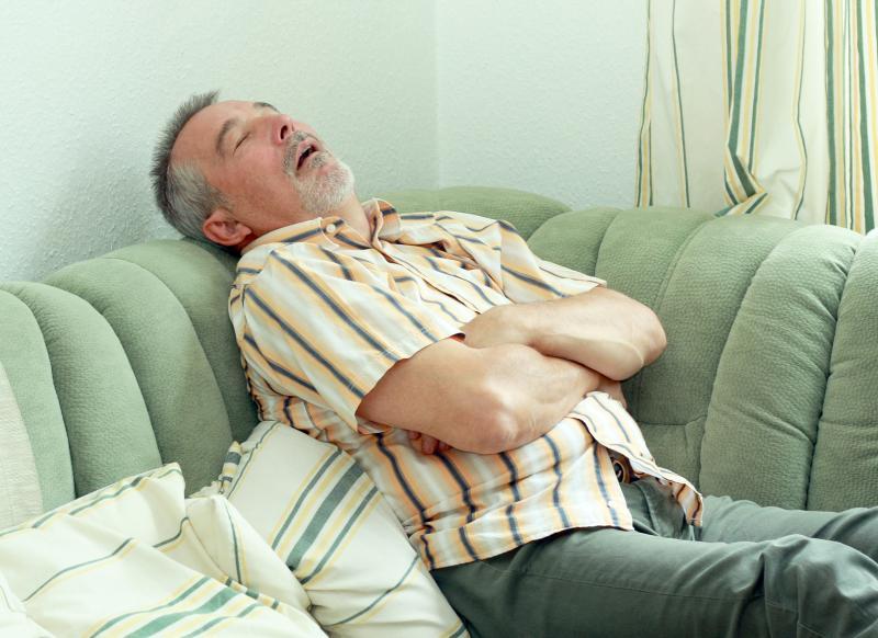 Sleep-disordered breathing a red flag for ischaemic stroke