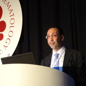 Brentuximab vedotin + CHP doubles PFS over CHOP in CD30+ peripheral T-cell lymphoma