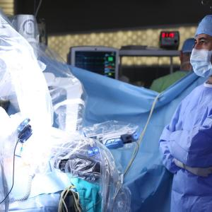 Robotic surgical diffusion may raise overtreatment of small renal mass