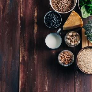 Plant protein intake tied to lower all-cause, CVD mortality risk