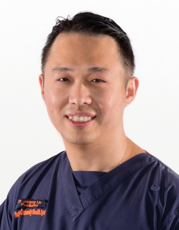 Dr Jeremy Lin