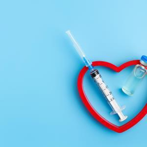 Flu vaccine cuts all-cause, CV death risk in cardiac patients