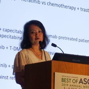 Improved PFS with neratinib vs lapatinib in previously treated HER2+ breast cancer