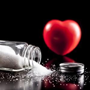 Low-sodium salt substitute reduces SBP in hypertensive patients