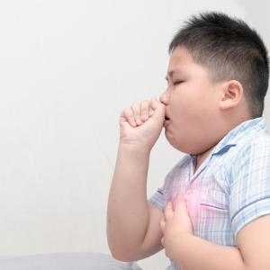 Obesity magnifies adverse effects of NO2 on asthma in kids