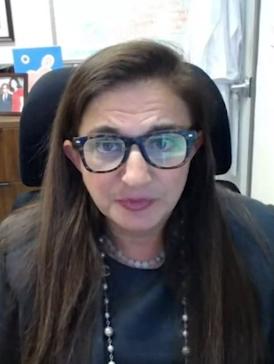 Prof Roxana Mehran