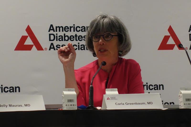 Dr Carla Greenbaum