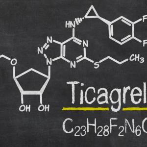 Is ticagrelor protective against osteoarthritis too?