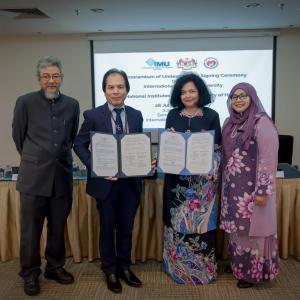 NIH, IMU collaboration to boost research, have health impact on Malaysians