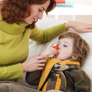 Self-monitoring app engages parent in proactive care of children with asthma