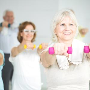 Physical activity may help ward off depression in older people