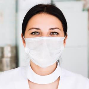 Medical masks as good as N95 respirators in preventing respiratory illness in HCPs