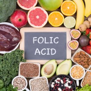 Higher unmetabolized folic acid levels tied to food allergy development in children