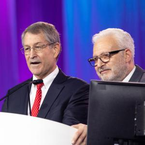 TAVR excels in low-risk patients with AS in landmark studies