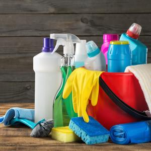 Early exposure to cleaning products may up risk of childhood asthma