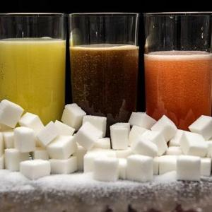 High sugar sweetened beverage intake results in weight gain