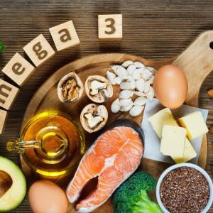 Omega-3-enriched diet cuts headache days