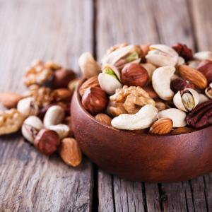 Nut consumption improves sperm count, motility