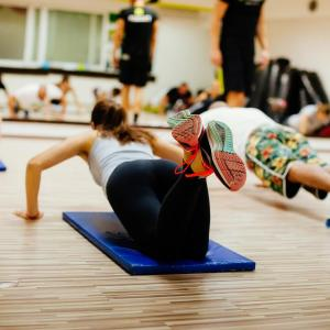 Resistance exercise helps reduce obesity risk
