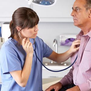 LV diastolic dysfunction worsens LEAD outcomes