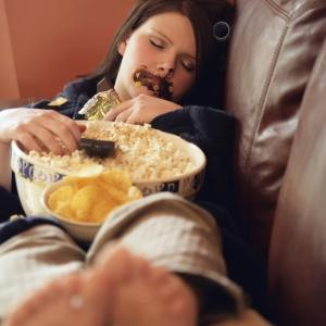 Night-time snacking due to poor sleep quality may increase risk of obesity, diabetes