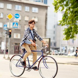 Cycling does not worsen sexual, urinary functions