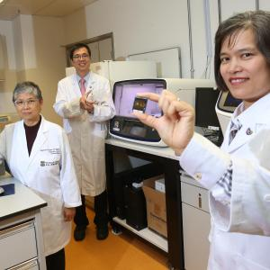 HK launches free pharmacogenomics testing for treatment-resistant/relapsed ovarian cancer