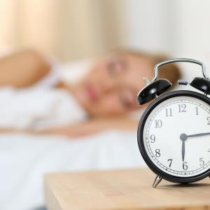 Just <1 extra hour of sleep can yield health benefits for college students
