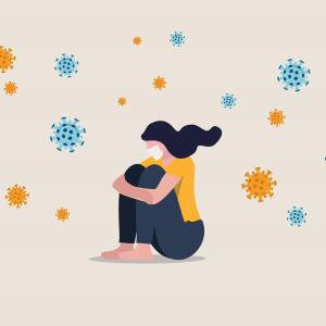 Social isolation during COVID-19 impacts comorbidities, mental health