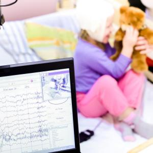 Epilepsy a common concern in kids after cerebral sinovenous thrombosis