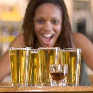 Binge drinking frequency bears no increased risk of IHD, stroke events