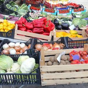 Increasing intake of fruits, veggies could prevent type 2 diabetes