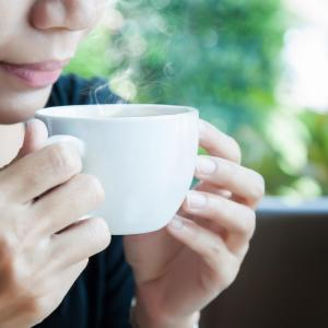 Drinking coffee improves plasma biomarkers of metabolic, inflammatory pathways