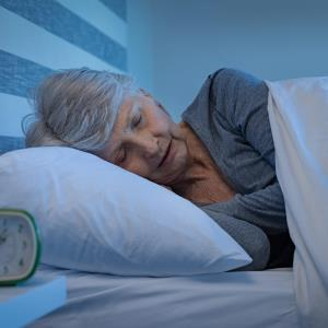 Lemborexant promotes sleep in older adults with insomnia