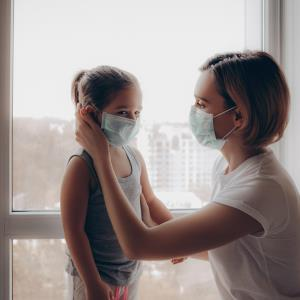 Wearing masks at home may curb COVID-19 spread within family
