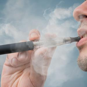 Even short-term vaping can up inflammation in non-smokers