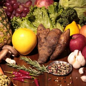 Vegetables, fruits: Power foods to manage menopause symptoms