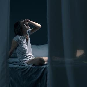Suvorexant beneficial for VMS-associated insomnia in midlife women