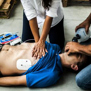 Improved survival with timely admin of mechanical CPR in out-of-hospital cardiac arrest