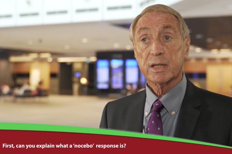 Interview with Prof Peter Sever: The nocebo response during statin therapy