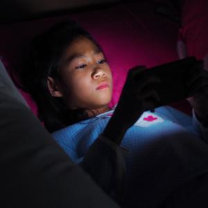 Children with better, longer sleep more likely to have better weight