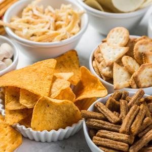 Less snack variety helps prevent overconsumption of energy-dense foods in children