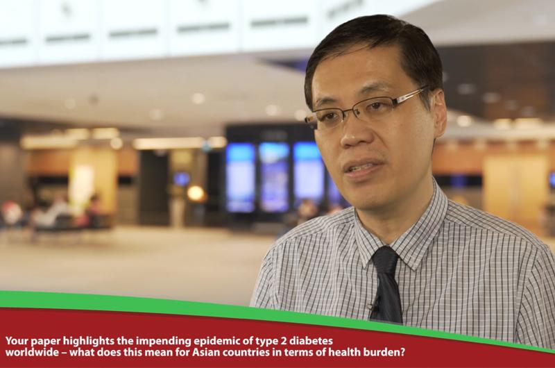 Interview with Dr Titus Lau: Regional Evidence and International Recommendations to Guide Lipid Management in Asian Patients with Type 2 Diabetes with Special Reference to Renal Dysfunction