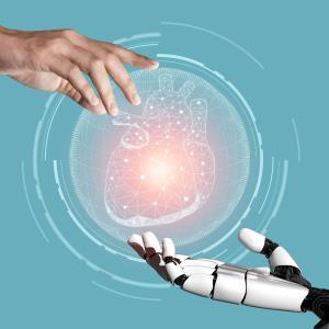 AI can help predict adverse CV events